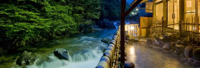Summer resort of Gunma prefecture