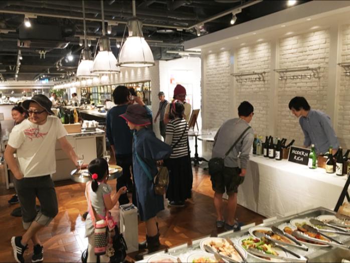 Japanese sake event in Fukuoka