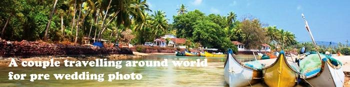 Travelling around world