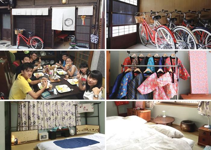 INN 5 Days in Kyoto