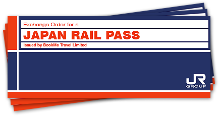 Japan Rail Pass for foreign tourists