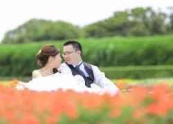 Flower garden, Fukuoka